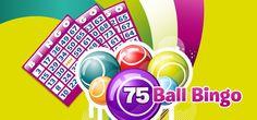 #BingoBalls75 é o jogo mais jogado no #OnlineBingo Estados Unidos especialmente para jogadores americanos