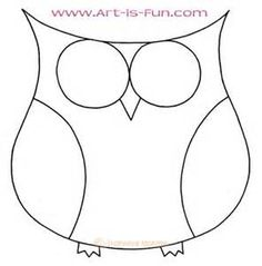 owl outline printable melo in tandem co