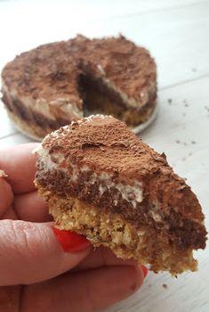 Raw Tiramisu czyli nie pieczesz a jesz Tiramisu, Banana Bread, Recipies, Sweets, Vegan, Baking, Ethnic Recipes, Desserts, Drinks