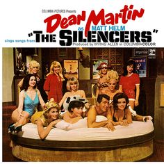 Dean Martin - Songs from the Silencers