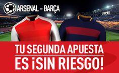 el forero jrvm y todos los bonos de deportes: sportium segunda apuesta Barcelona vs Arsenal con ...