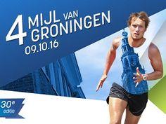 Tamirat Tola wint 4 Mijl van Groningen