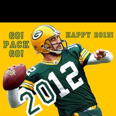 Happy Aaron Rodgers Year!