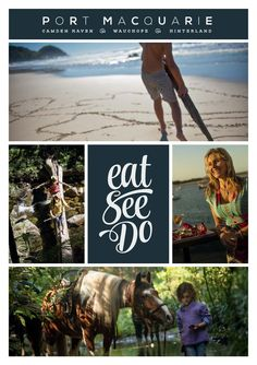 Port Macquarie 2014 Eat See Do Guide  The Port Macquarie visitors guide designed to help you explore this amazing part of the world and get the most out of your holiday.