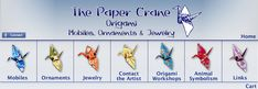 Origami Sites links