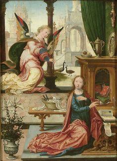 Фламандский художник       XVI века