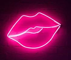 All of our signs are real glass tube neon! They are NOT plastic tube lights or LED signs. Our neon signs can be hung on a wall or in a window with the included chain. Bedroom Wall Collage, Photo Wall Collage, Picture Wall, Fred Instagram, Neon Words, Neon Light Signs, Pink Photo, Purple Aesthetic, Makeup Aesthetic