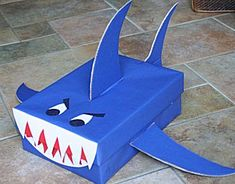 This page has a lot of free Shark craft idea for kids,parents and preschool teachers