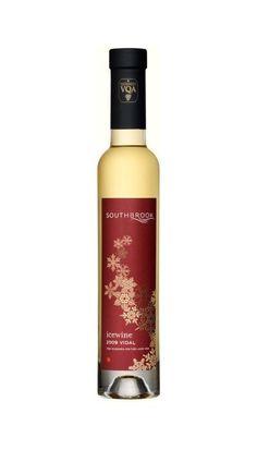 Southbrook Ice Wine Vino de Hielo Ontario