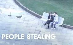 """Security camera clips that make the news usually show bad things, but Coke decided to """"look at the world a little differently"""" in this heartwarming viral video. They found security camera fo..."""
