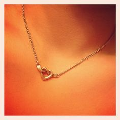 Heart Knot Necklace from James Avery Jewelry #JamesAvery #HeartNecklace #MyJamesAvery