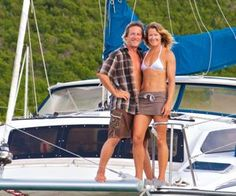 ZERO TO CRUISING BLOG - Mike and Rebecca - A couple of newbies to sailing who just sail screw it, sold everything, bought a boat and tookm off to explore the Caribbean (and perhaps further).
