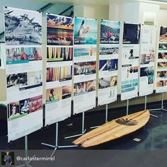 """Repost from @carlosterminel -Repost from @asuherberger: """"This semester, my class (DSC598 The Culture of Objects) and I took a surf lesson in Encinitas, CA, learned about surf culture and history (as a case study for the higher-level concepts of human artifacts), and designed and built a wooden surfboard. I organized and led the surfboard production team to get this thing made. A little rough but not half bad for a first attempt! If you're around the Design North building, come check it…"""