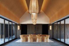 La Spa di Amanemu, il nuovo hotel di Aman Resorts