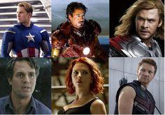 Avengers - Now