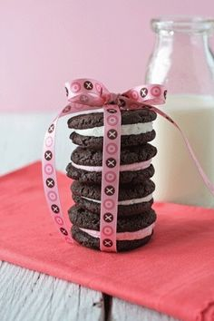 Homemade Oreo Recipe