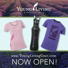 Checkout our Young Living Essential Oils gear website. We offer all the Young Living apparel, accessories, and convention products for both members and non-members alike. Young Living Oils, Young Living Essential Oils, Young Living Business, Young Living Distributor, Living Essentials, Therapeutic Grade Essential Oils, Mind Body Soul, Natural Healing, Pure Products