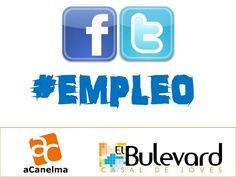 Facebook i Twitter per a la recerca de feina. (Alícia Cañellas)