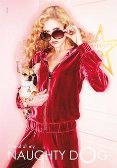 NaughtyDog FW0910 fashion campaign!