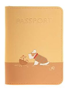 Radley In The Sun Passport Cover