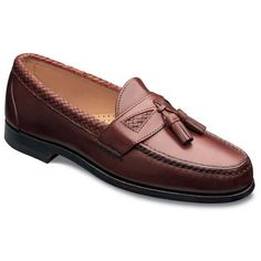 Maxfield - Moc-toe Tassel Slip-on Mens Dress Shoes by Allen Edmonds.  I own a pair of these. Great shoes.