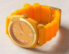 """Casio. Orange~~ 9""""L, 1.5""""W"""