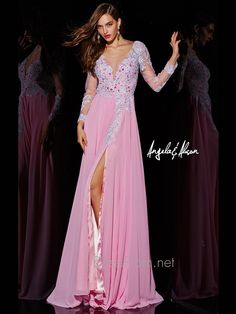 Undoubtedly a crown-winner prom dress from Angela