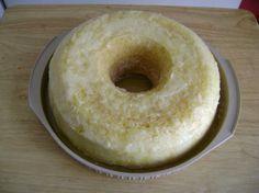Lazy Recipes: Lemon Bundt Cake
