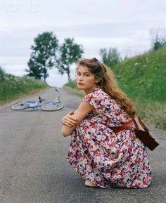 "beauty-french-actress:  ""Laetitia Casta  """