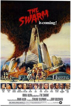 The Swarm - 1978 - Movie Poster