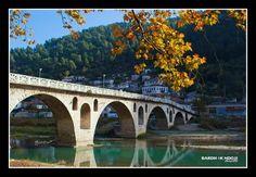 Gorica Bridge by ChR1sAlbo on DeviantArt
