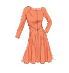 Love this Dress!  #Vogue #Classic
