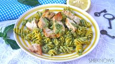 Free chicken and pasta recipes