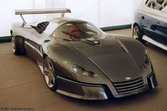 Sbarro GT1 by 1GrandPooBah, via Flickr