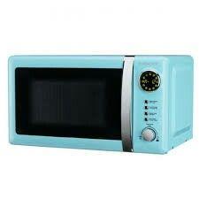 Jocel Microwave Blue Home Kitchen Small Household Liance Microwaves