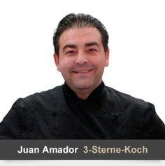 3-Sterne-Koch Juan Amador empfiehlt spanische Feinkostwaren...