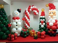Decoración Navideña en Piñata Loca separa tu decoración Christmas Photo Booth, Christmas Gift Box, Christmas Photos, Xmas, Balloon Crafts, Balloon Decorations Party, Christmas Decorations, Balloon Columns, Balloon Wall