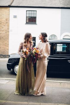 Harper's Bazaar contributing fashion editor had two weddings - in London and Mallorca. Wedding Art, Wedding Bells, Boho Wedding, Wedding Styles, Wedding Music, Wedding Reception, Wedding Photos, Bridesmaid Flowers, Be My Bridesmaid