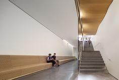 Galería de Museo de Arte Aspen / Shigeru Ban Architects - 6