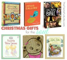 Christmas gifts to nourish your little one's soul