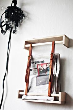 DIY for magazines