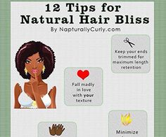 Want to keep your natural black hair healthy and strong? Here are 25 natural hair care tips and tricks every girl needs to know for growing and more..