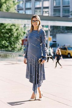 New York Fashion Week SS 2016....Helena