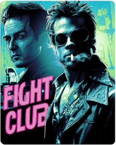 Buy Fight Club - Zavvi Exclusive Limited Edition Steelbook from Zavvi, the home of pop culture. Take advantage of great prices on Blu-ray, merchandise, games, clothing and more! Tyler Durden, Fight Club 1999, Self Help Group, Blu Ray Collection, David Fincher, Blu Ray Movies, Movie Covers, Pop Culture Art, Insomnia