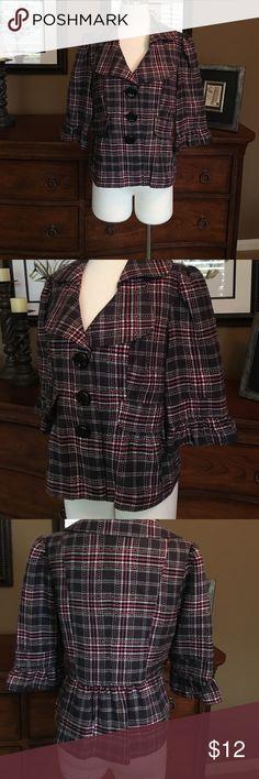❣️Mac & Jac Blazer❣️ ❣️Size M❣️ mac & jac Jackets & Coats Blazers