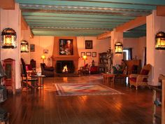 The La Posada Hotel in Winslow, the last of the great