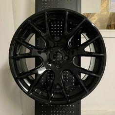 "20"" Hellcat Srt Style Gloss Black Wheels Rims Fits Dodge Charger 392 Scat Pack · $800.00 Black Wheels, Black Rims, Chrysler 300 Srt8, 20 Rims, Jeep Srt8, Dodge Charger, Goals, Style, Cars"