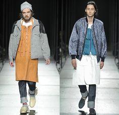 FACETASM 2014 Spring Summer Mens Runway Collection - Mercedes-Benz Fashion Week Tokyo Japan - Hiromichi Ochiai Designer Empathy - Raw Selved...