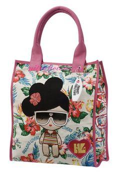 Gwen Stefani Harajuku Handbags   honey hawaiian girls gwen stefani s harajuku lovers handbag collection ...