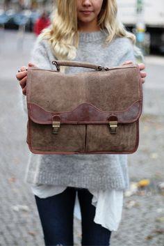 058e2e3b848f Eine Tasche für alle Situationen. Eine Tasche, die optisch und praktisch zu  überzeugen weiß